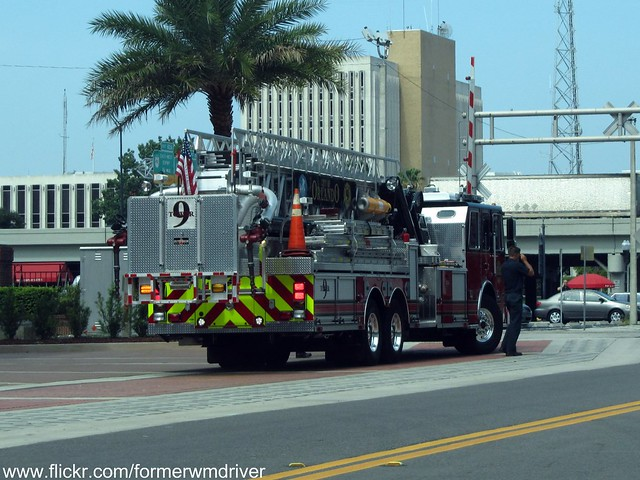 Orlando fire department tower 9 flickr photo sharing for Department of motor vehicles orlando fl