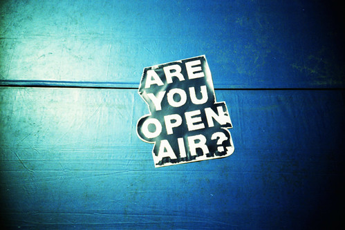 Are you Open Air?