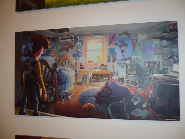 Andy's room from Toy Story 3 | Flickr - Photo Sharing!