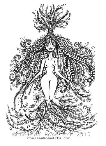 Tree Maiden
