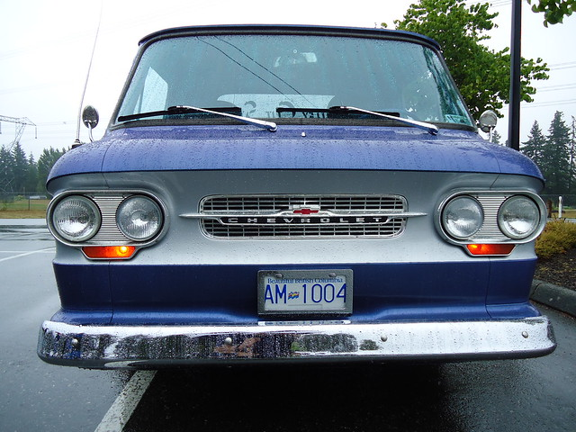 1961 Corvair Pick Up http://www.flickr.com/photos/unclegal/4965277234/