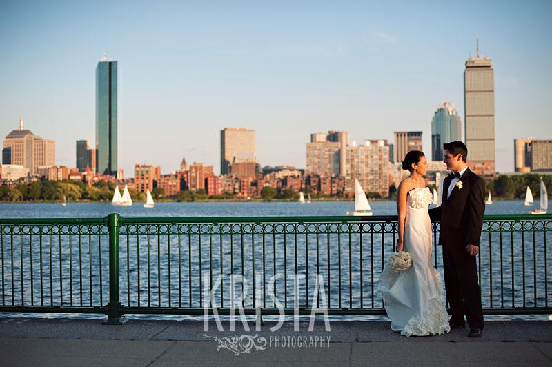 Boston State Room Wedding