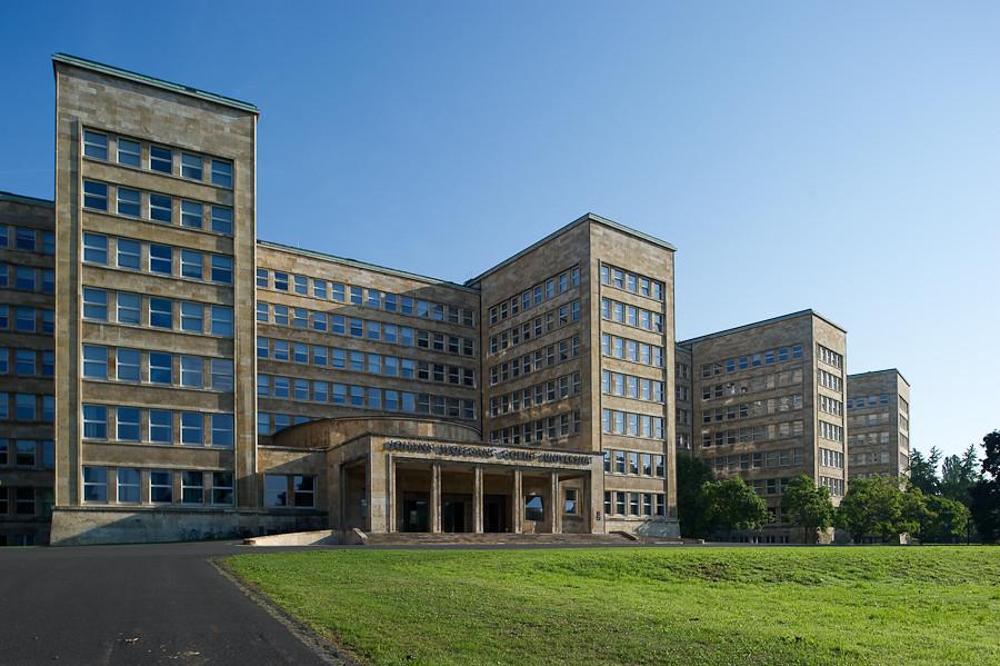 IG Farben-Haus / Johann Wolfgang Goethe Universität, Frankfurt am Main