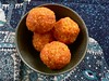 I love boondi ladoo! by Sandy Austin