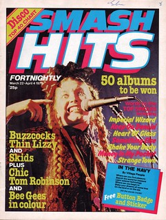Smash Hits, March 22, 1979