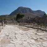 Lecheon Road at Ancient Corinth