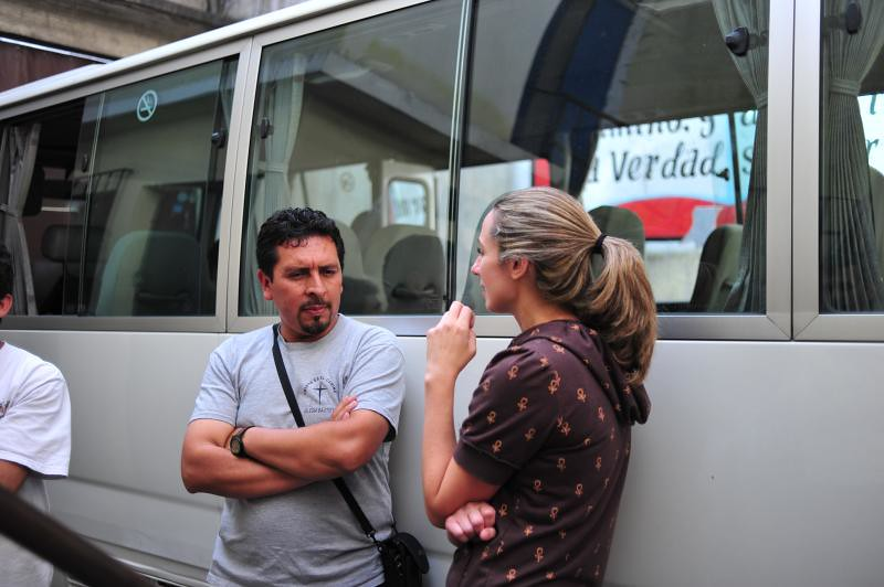 Compassion Bloggers In Guatemala