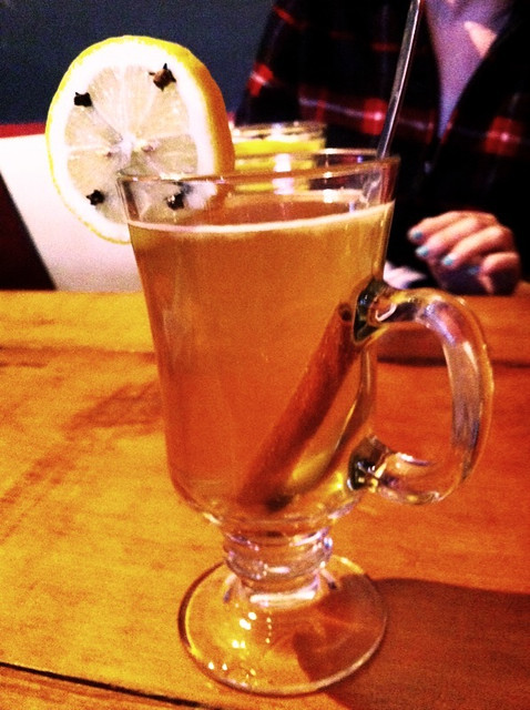 Whiskey soup aka hot toddy | At Life Cafe. | By: Saucy Salad | Flickr ...