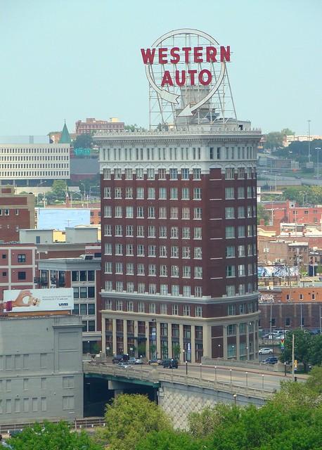 Western Auto Building Kansas City Missouri Flickr