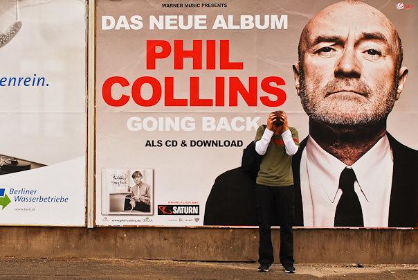 Phil Collins...