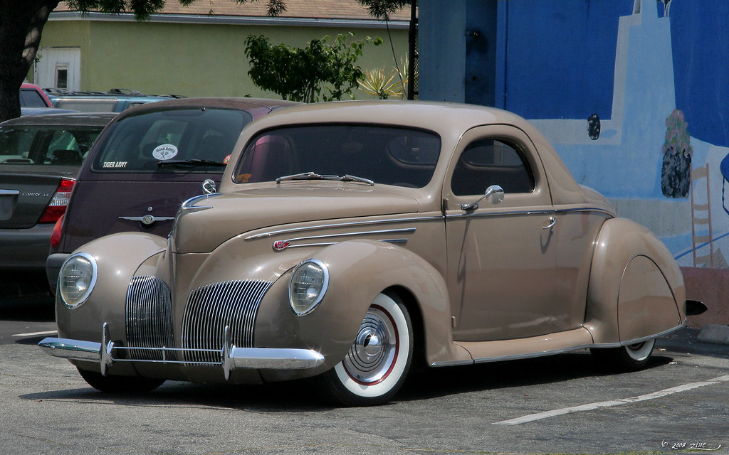 1939 lincoln zephyr coupe tan fvl2 a photo on flickriver for 1939 lincoln zephyr 3 window coupe