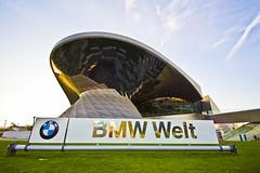 BMW Welt - Meine Welt