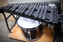 tom-tom drum, percussion, vibraphone, xylophone, bass drum, drum, skin-head percussion instrument,