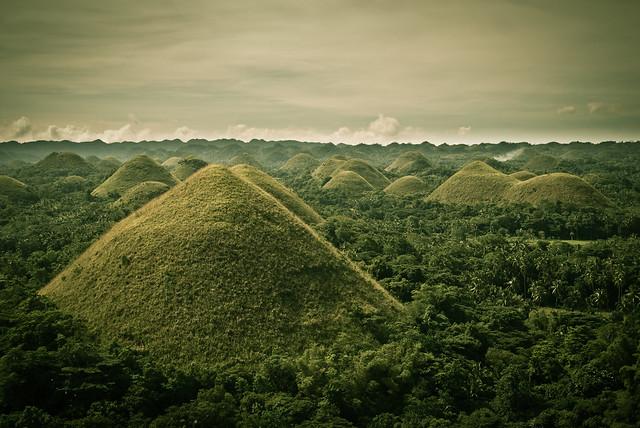 Philippines - Bohol - Chocolate Hills