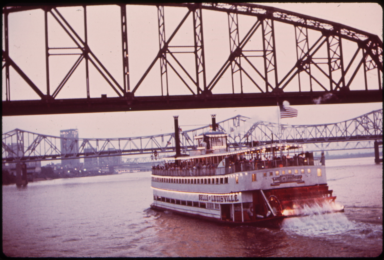 Chattahoochee River, Atlanta 05/1972