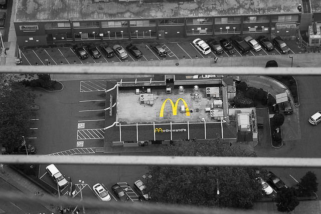 McDonalds - Omnipresent