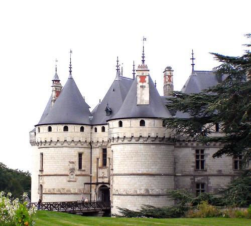 Chateau de Chaumont, Loire valley, France