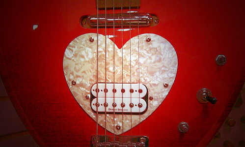 Daisy Girl Guitar
