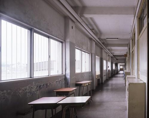 市川学園旧校舎
