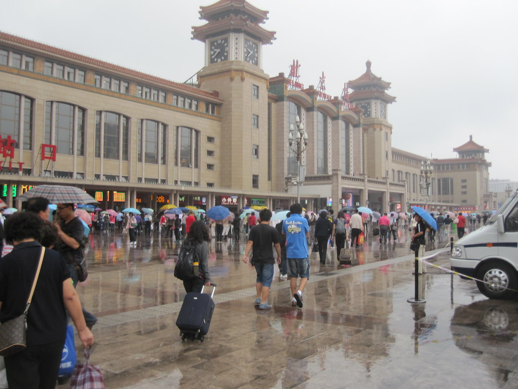 Train Station - Beijing