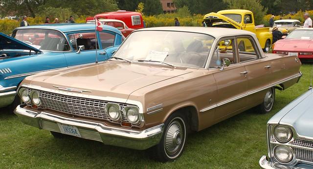 1963 chevrolet impala 4 door flickr photo sharing