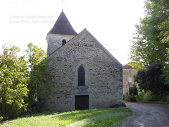 Church - Photo of Fontaines-en-Duesmois