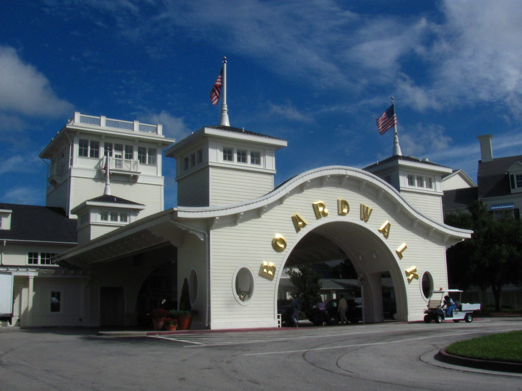 Disney's BoardWalk Inn and Villas Resort