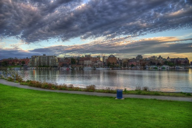 Victoria Waterfront (HDR)