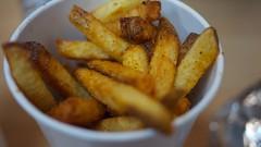 meal, junk food, fried food, vegetarian food, french fries, food, potato wedges, dish, cuisine, snack food,