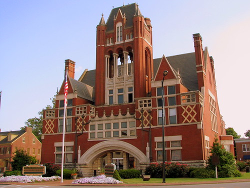 Nelson County Courthouse - Bardstown, KY