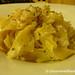 Tagliatelle with Pecorino Cheese - Montefollonico, Italy