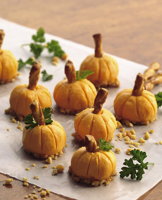 Cheese Pumpkins Recipe Flickr Photo Sharing