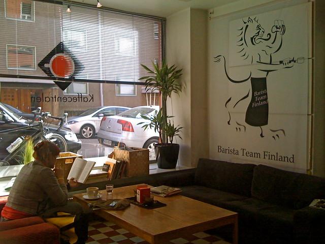 Kaffecentralen, Helsinki
