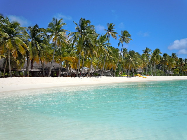 Maldives by CC user sackerman519 on Flickr