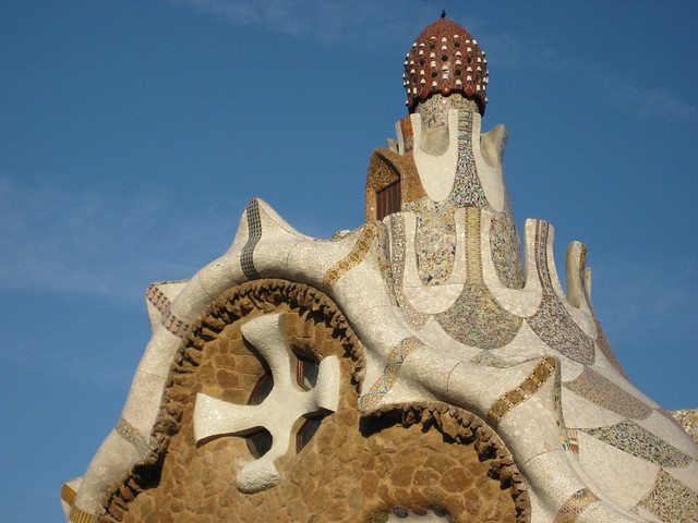 Sehenswürdigkeiten in Barcelona: Park Guell