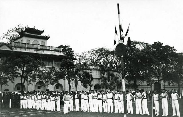 32 Manifestation sportive au début des années 1930