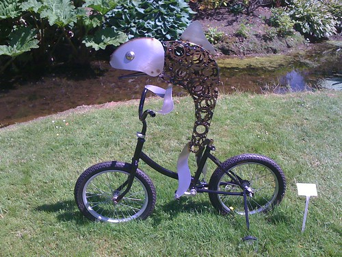 Fish Bicycle