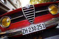 alfa romeo giulietta(0.0), alfa romeo giulietta(0.0), automobile(1.0), automotive exterior(1.0), alfa romeo(1.0), vehicle(1.0), automotive design(1.0), bumper(1.0), vintage car(1.0), land vehicle(1.0), sports car(1.0), classic(1.0),