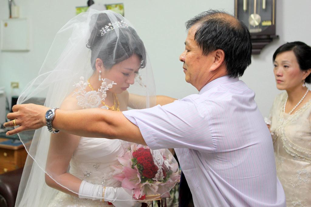 IMG_0457 婚禮紀錄 最感人的時刻 新娘蓋頭紗 愛玩美 婚禮紀錄 Wedding Record