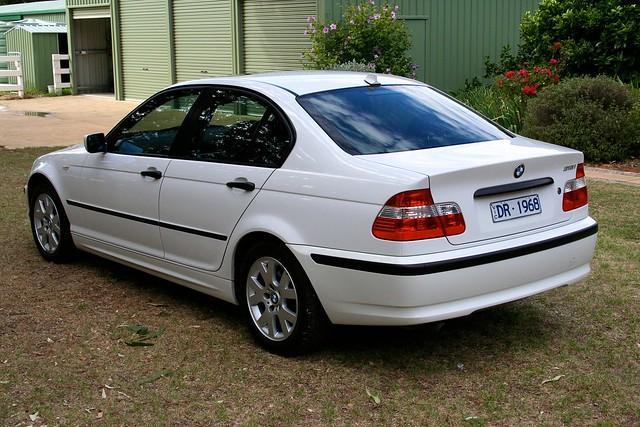 BMW 318i (E46)