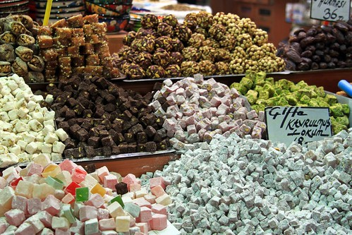 Turkish Delight - Istanbul, Turkey