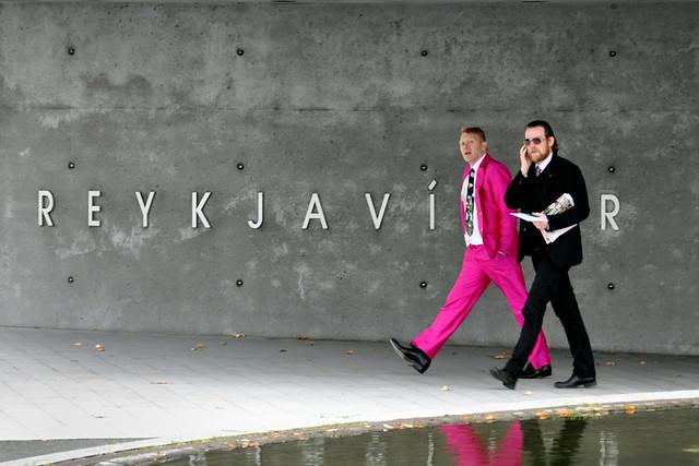 Pink Jon Gnarr