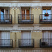 Balcones en Madrid