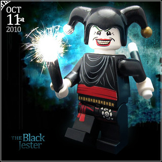 October 11 - The Black Jester