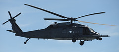 aircraft(1.0), aviation(1.0), helicopter rotor(1.0), black hawk(1.0), helicopter(1.0), vehicle(1.0), sikorsky s-70(1.0), military helicopter(1.0), air force(1.0),