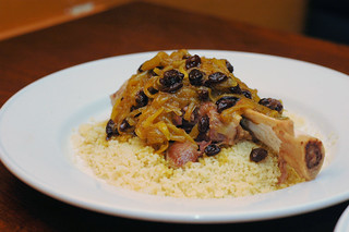 Marakesh Lamb With Cous Cous