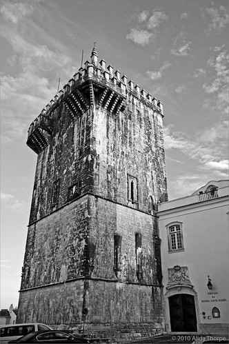 Estremoz castle by Alida's Photos