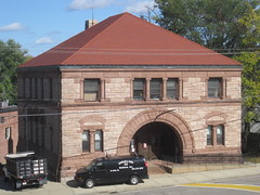 Former post office in North Easton Historic District
