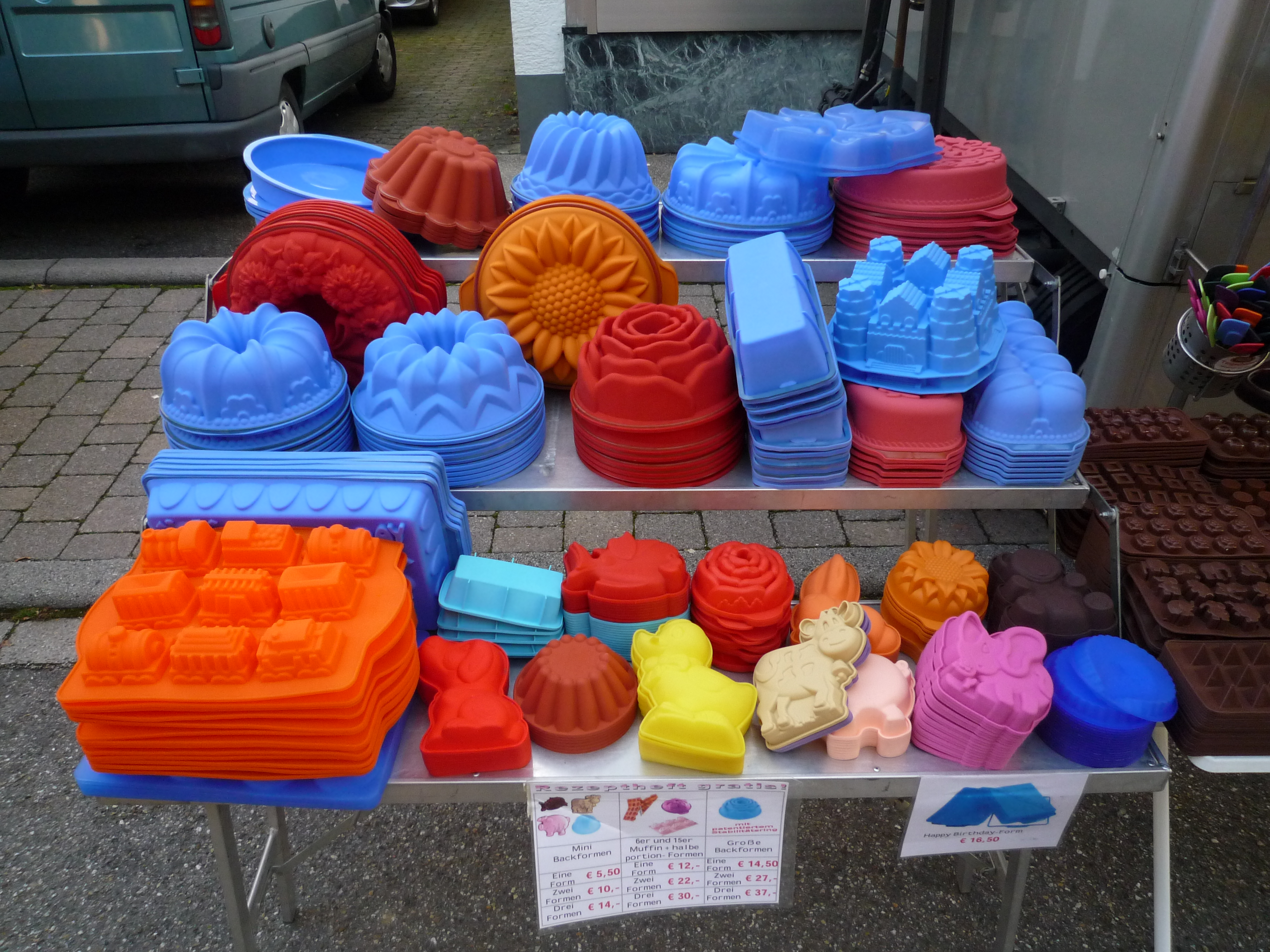 Silicone Baking Forms For Cake Vilko