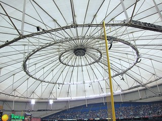 The Trop's dome